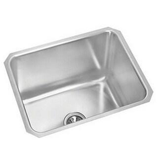 Elkay Gourmet Undermount Stainless Steel ELUH1814PD Kitchen Sink