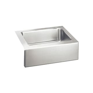 Elkay Gourmet Farmhouse Stainless Steel ELUHF2520DBG Kitchen Sink