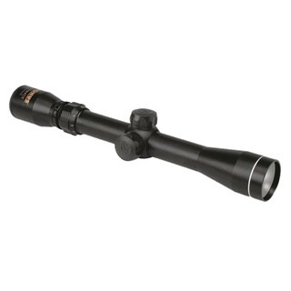 Konushot Riflescope with 30/30 Reticle, Konus 3X-12X40mm