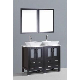 Bosconi AB224S 48-inch Double Vanity