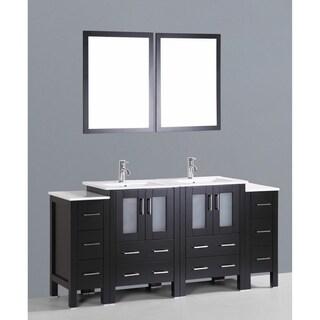 Bosconi AB224U2S 72-inch Double Vanity