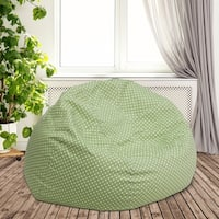 Oversized Dot Bean Bag Chair