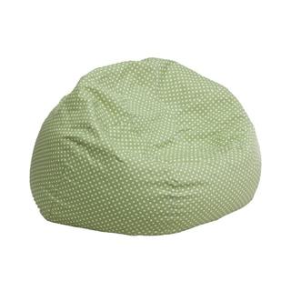 Small Dot Kids Bean Bag Chair