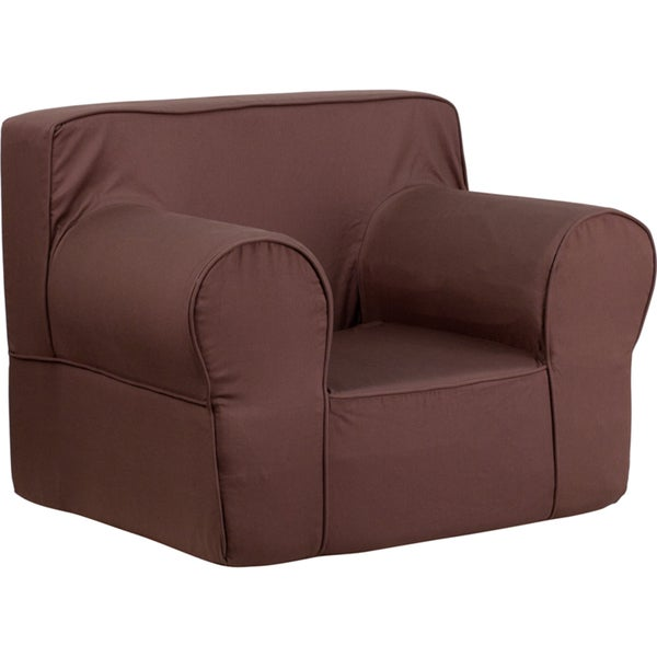 Oversized Solid Kids Chair