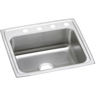 Elkay Gourmet Drop-in Stainless Steel PSR22193 Kitchen Sink
