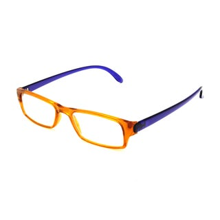 Hot Optix Women's Two-tone Rectangular Reading Glasses (More options available)