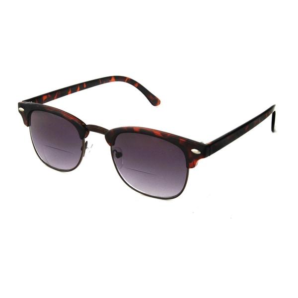 e5df3c29485 Shop Hot Optix Unisex Retro Inspired Sunglass Reading Glasses - Free ...