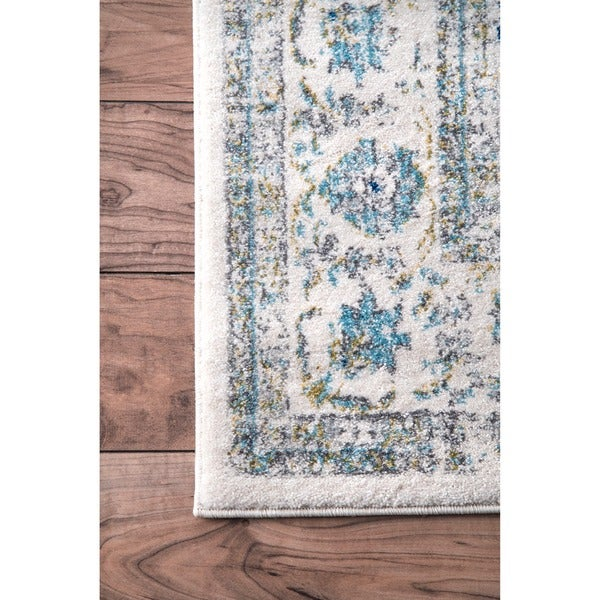 nuloom traditional persian fancy rug 9u0027 x 12u0027 free shipping today - Nuloom