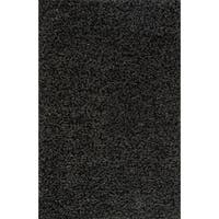Hand-tufted Everett Shag Area Rug - 7'6 x 9'6