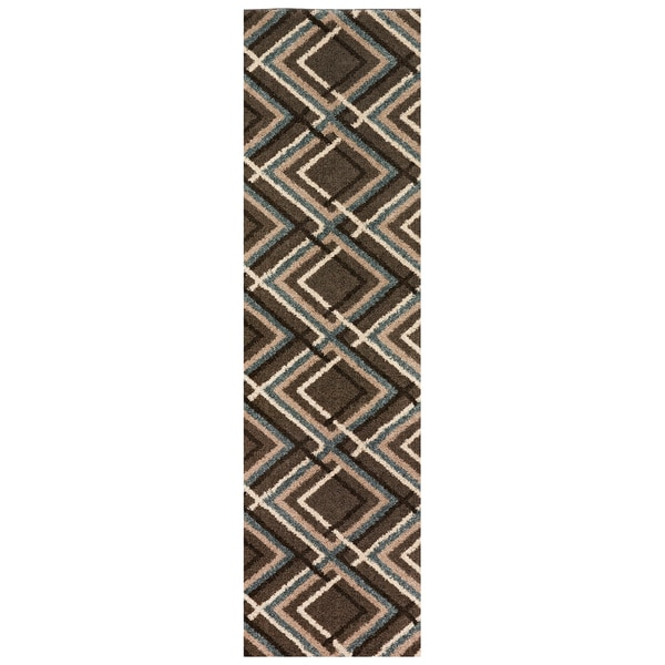 Mohawk Augusta Browning Avenue Rug (2' x 7'10) - 2' x 7'10