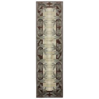 American Rug Craftsmen Madison Pine Cone Rug (2'1 x 7'10)