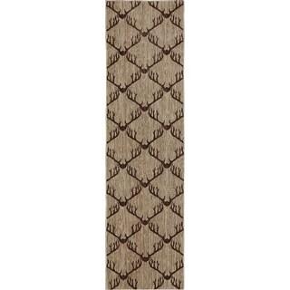Mohawk Dryden Laredo Rug (2'1 x 7'10)