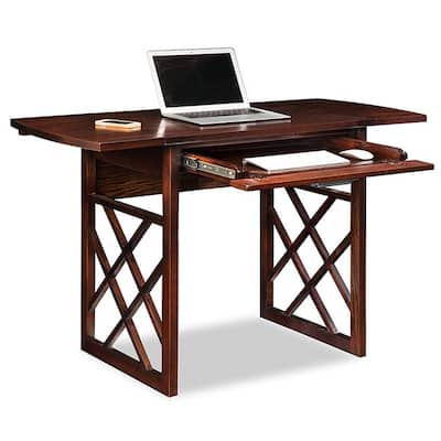 Oak Drop Leaf Computer/Writing Desk