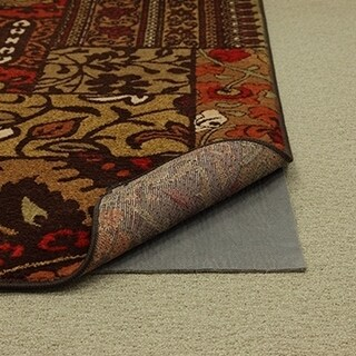 """Mohawk Home Felted Non-Slip Dual Surface Rug Pad (9'8 Round) - Grey - 9' 8""""x9' 8"""""""