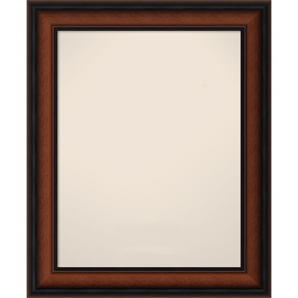 Shop Bella Noce Walnut Photo Frame 11x14 14 X 17 Inch Free