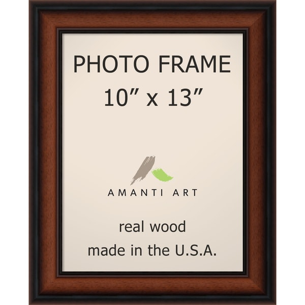 Bella Noce Walnut Photo Frame 10x13\' 13 x 16-inch - Free Shipping ...