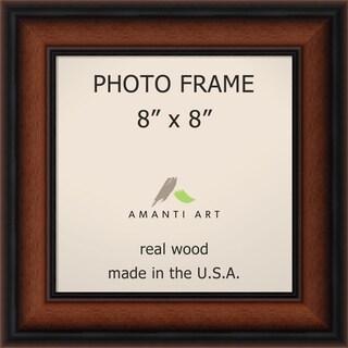 Alexandria Whitewash Photo Frame 8x8 Matted To 4x4 11 X