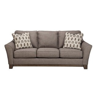 Signature Design by Ashley Janley Slate Sofa