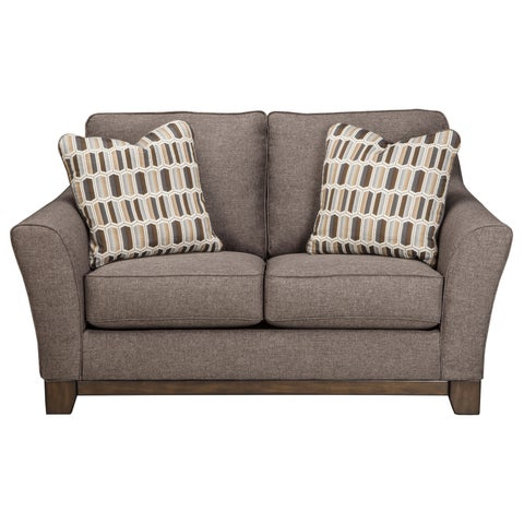 Signature Design by Ashley Janley Slate Loveseat