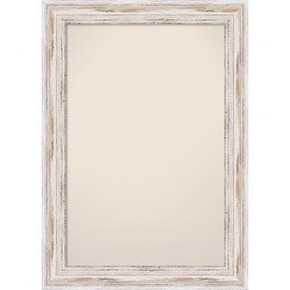 Alexandria Whitewash Photo Frame 20x30' 25 x 35-inch