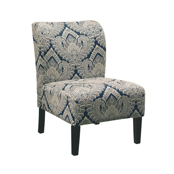 Signature Design By Ashley Honnally Sapphire Accent Chair