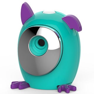 WowWee Snap Pets Dog, Light Blue/Purple