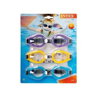 Intex Play Goggles Tri-Pack