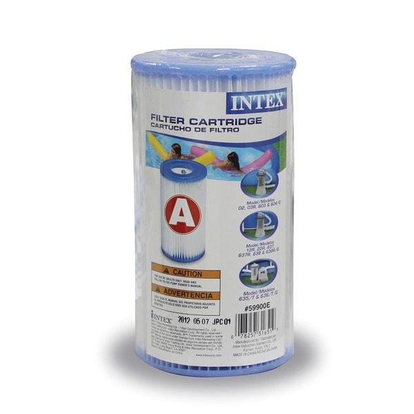 Intex Filter Cartridge Type A - 3-Pack