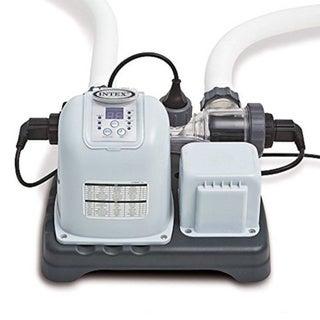 Intex Krystal Clear 15,000-gallon Saltwater System