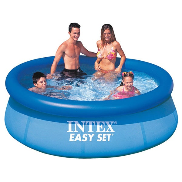Shop Intex Easy Set Pool Free Shipping Today Overstock