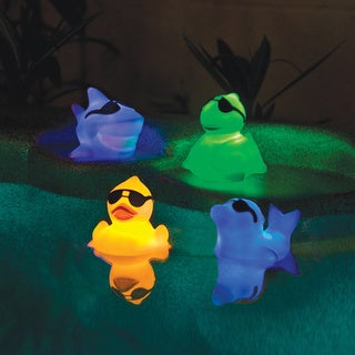 Floating LED Light Up Pals