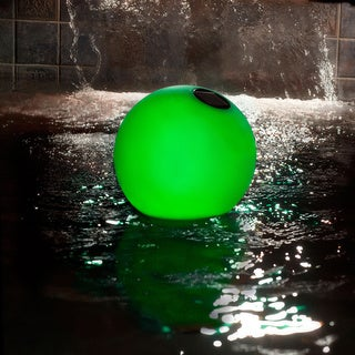 Solar Globe Light Up Pool Chlorinator