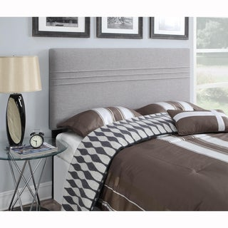 Silver King/California King Size Upholstered Headboard