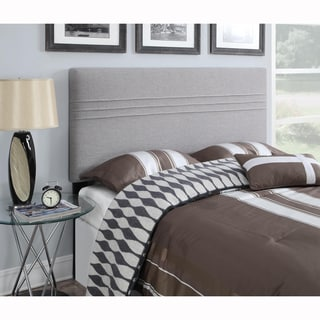 Silver Queen/Full Size Upholstered Headboard