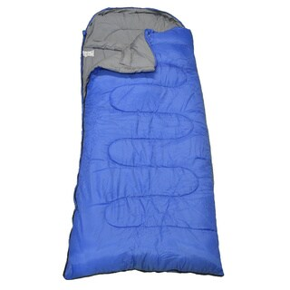 Big River Outdoors Blue Mesa +25 XL Oversized Sleeping bag