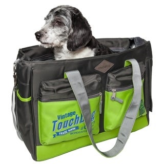 Touchdog Active-purse Water Resistant Dog Carrier - One size