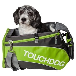 Touchdog Modern-glide Airline Approved Water-resistant Dog Carrier - One size