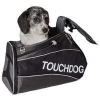 Touchdog Modern-glide Water-resistant Airline Approved Dog Carrier - One size