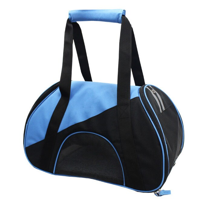Petlife Airline Approved Contoured Zip-n-go Pet Carrier (...