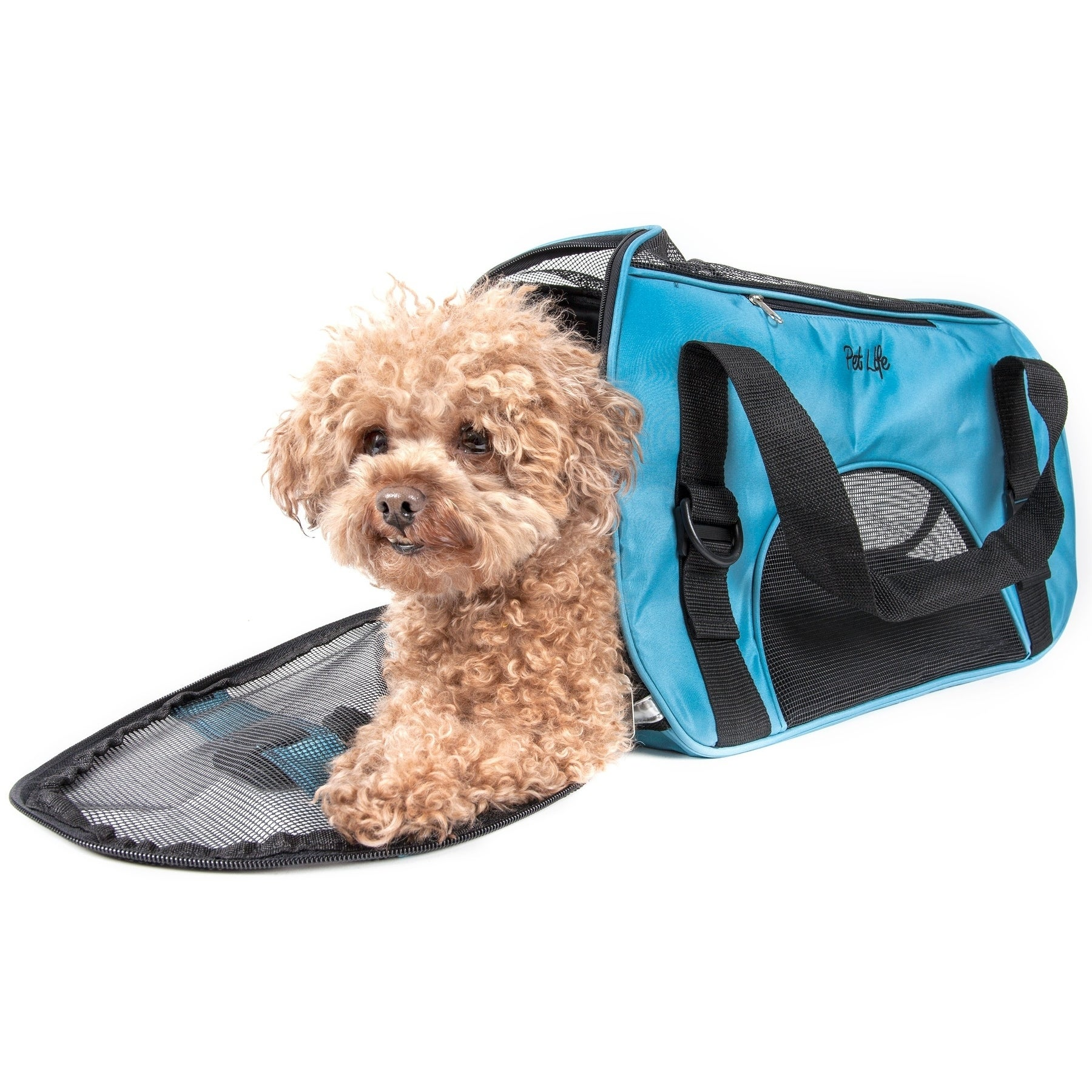 Petlife Airline Approved Altitude Force Sporty Zippered P...