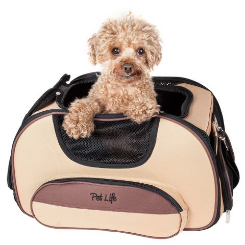 Airline Approved Modern Sky-max Collapsible Pet Carrier - One size
