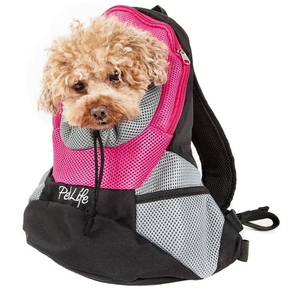 Shop On-the-go Supreme Travel Bark-pack Backpack Pet Carrier