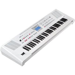 Roland BK-3 Backing Keyboard - White