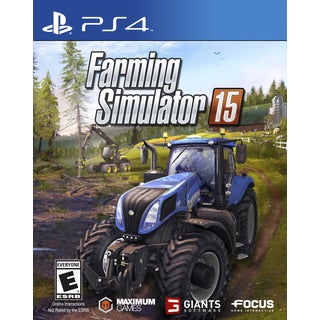 PS4 - Farming Simulator 15