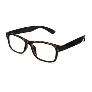 Hot Optix Unisex Retro Rectangular Reading Glasses