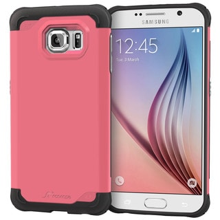 rooCASE Exec Tough Corner Protection Phone Case for Samsung Galaxy S6