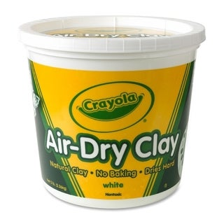 Crayola Air-dry Clay Bucket