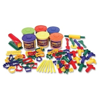 ChenilleKraft Classic 84-piece Playdough and Tool Set