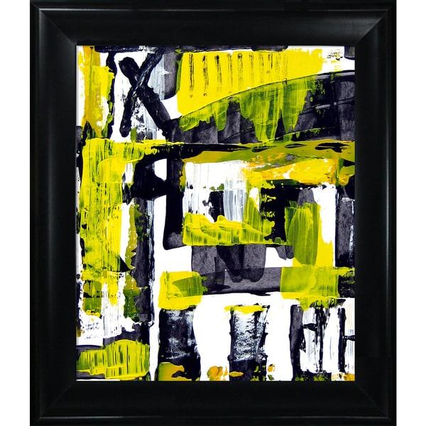 Elwira Pioro Untitled Framed Fine Art Print - Black