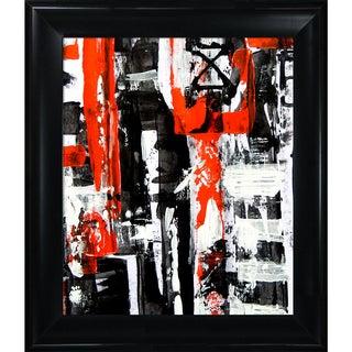 Elwira Pioro Untitled Framed Fine Art Print